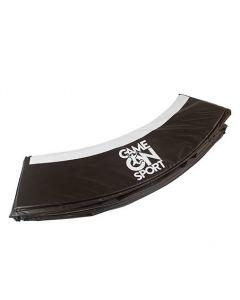 Beschermrand Zwart 366 cm