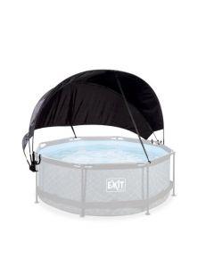 zwembad schaduwdoek ø244cm