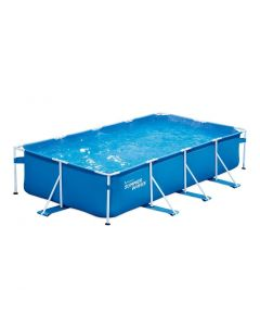 Zwembad Small Frame 475x213x84