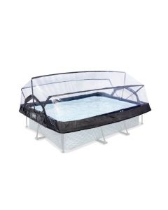 zwembad overkapping 220x150cm