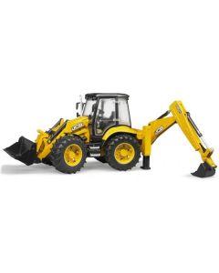 Tractor JCB 5Cx Met Bagger