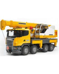 Bruder Scania telescoopkraan 3570
