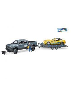 RAM 2500 Auto Met Lader 02504