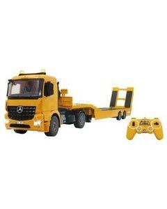 Mercedes Arocs dieplader 2,4Ghz 1:20 Bestuurbare  Vrachtwagen