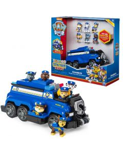 Paw Patrol Total Team Rescue Vehicle - Chase