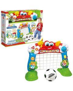 Pratend Voetbalspel