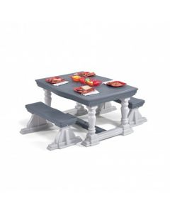 picknick tafel 3 delig