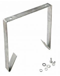 Grondverankeringsset voor HDPE rotatiegevormde glijbaan - 'Bronco'