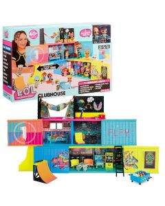 Surprise Clubhouse Playset