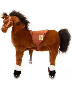 Paard Amadeus X-Large Bruin