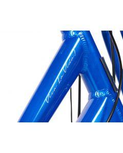 La Dolce Vita Familiefiets N7 zomerblauw glans