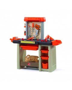 Werkbank - Handyman Workbench Orange