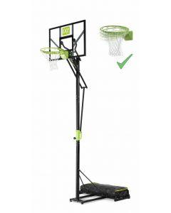 EXIT Polestar verrijdbare basket (met Dunkring)