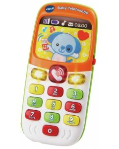 Baby Telefoontje multicolor