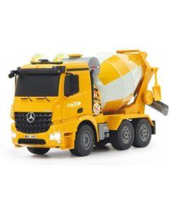 Mercedes Arocs betonmixer 2,4Ghz 1:20 Bestuurbare vrachtwagen