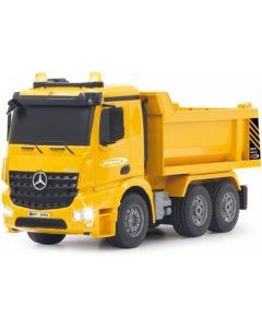 Mercedes Arocs kiepwagen2,4Ghz 1:20 Bestuurbare Vrachtwagen