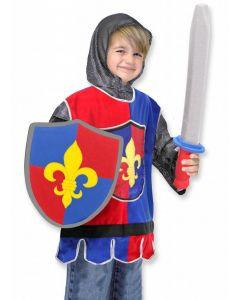 Verkleedkleding ridder Melissa a Doug
