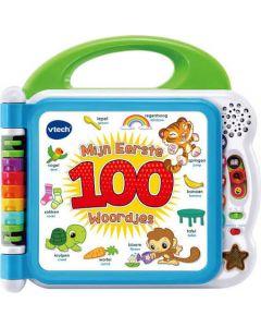 Baby Mijn Eerste 100 Woordjes - Interactief Boek