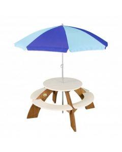 Orion picknicktafel met parasol