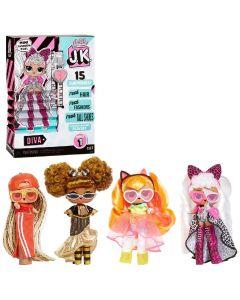 Surprise J.K. Doll