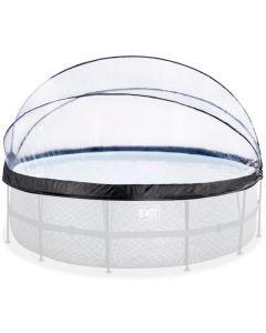 zwembad overkapping ø488cm