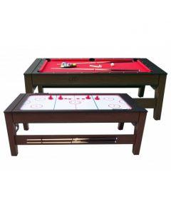 Reverso pool & airhockeytafel