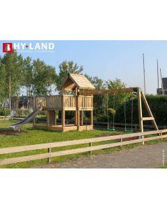 HY-LAND P5-S RVS Glijbaan